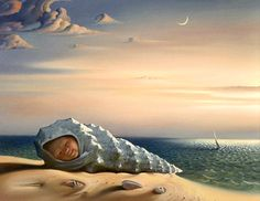 SeaWayBLOG: 13 Surrealist masterpieces by Vladimir Kush