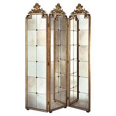 Mirrored Floor Screen Room Dividers Mirrored Room Divider Mirrored Room Dividers For Sale Mirrored Room Divider Decorations Antique Mirrored Room Divider. Mirror Room Divider, Hanging Room Dividers, Ikea Mirror, Sliding Room Dividers, Panel Room Divider, Mirror Mirror, Gold Home Decor, Handmade Home Decor, Decorative Screen Panels