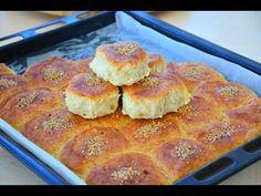 Haftasonu Kahvaltıları İçin Nefiss Dızmana ( Göçmen Böreği ) Tarifi - YouTube