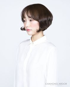Trio Wave Perm 트리오 웨이브 펌 Hair Style by Chahong Ardor