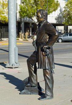 "Rapid City, South Dakota - The City of the Presidents - ""Zachary Taylor"""