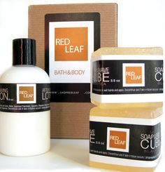 Check out more awesome soap labels at the Etsy Store: www.etsy.com/shop/RedLeafBathandBody?ref=seller_info
