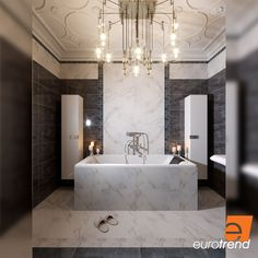 Create a plush modern living space with this polished porcelain tile and sit in a lap of luxury. Suitable as a bathroom, kitchen or living area tile. Tiles, Porcelain, Lighted Bathroom Mirror, White Polish, Carrara Marble Tile, Carrara, Porcelain Tile, Living Spaces, Living Area