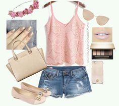 Beige_pink classic