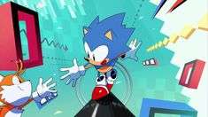 Sonic Mania update fixes the Switch home button