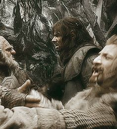 Fili being a protective elder brother