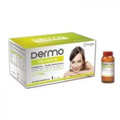 Dermo Modeline (15 Viales Lima Limón)