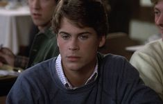 Rob Lowe Young, Rob Lowe 80s, The Outsiders 1983, Darry, Dirty Dancing, Pictures Of People, Man Alive, Hot Boys, Husband