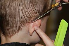 Hair Cutting Tips For Boys