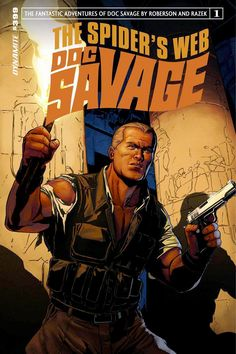 The Spider's Web #DocSavage