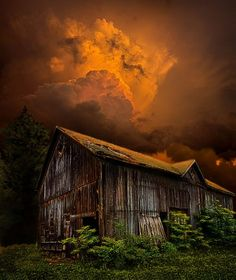 Old Country Barns | Abandoned | barns,coops and cabins