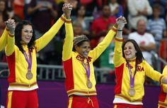SPAIN | Wins bronze medal in Women's Handball