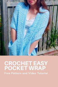 Crochet Cowl Free Pattern, Crochet Cape, Easy Crochet, Crochet Scarves, Crochet Clothes, Crochet Patterns, Crochet Ideas, Crochet Towel, Crochet Headbands