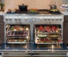 Thermador, Range, Kitchen Appliances, Gas Range