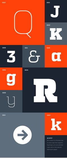 """Quadon """"...designed to fill the gap between traditional serifs and the lasting trend of using sans serif fonts for contemporary design. The result is a modern, clear and infinitely flexible interpretation of slab serif fonts.""""  http://www.myfonts.com/fonts/rene-bieder/quadon/"""