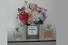 Hi my lovely viewers :) Here's an easy tutorial for a DIY Chanel vase! Thanks for watching :) xox Preet