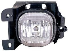 2004-2007 Ford Ranger Fog Lamp Assembly LH
