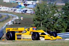 1978 GP USA (Watkins Glen) Renault RS01 (Jean Pierre Jabouille)