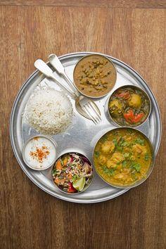 Thali Cafe, chicken mogul recipe