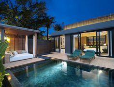 W Retreat & Spa Bali - Seminyak—Marvelous One Bedroom Pool Villa by W Worldwide, via Flickr