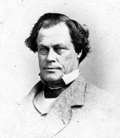 """Owen Lovejoy; 1811-1864; an American lawyer, Congregational minister, abolitionist, and Republican congressman from Illinois. He was also a """"conductor"""" on the Underground Railroad. After his brother Elijah Lovejoy was murdered in November 1837 by pro-slavery forces, Owen became the leader of abolitionists in Illinois."""