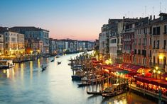 Venice is the Land of Dreams