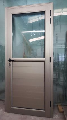 Puerta Balcony Grill, Aluminium Doors, Diy Fire Pit, Bogor, Entrance Doors, Welding Projects, Windows, House, Furniture
