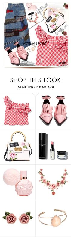 """Untitled #284"" by ljubacelo ❤ liked on Polyvore featuring Junya Watanabe, Johanna Ortiz, Marques'Almeida, Dolce&Gabbana and Bobbi Brown Cosmetics"
