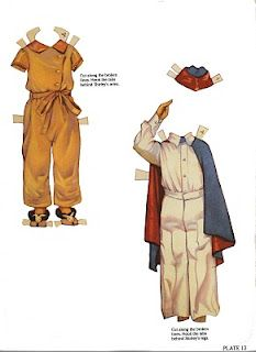 Original Shirley Temple Paper Dolls from The Children's Museum - Dover Publications, Inc., 1988: Plate 13 (of 14)