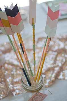 Tribal Princess Birthday Party via Kara's Party Ideas | KarasPartyIdeas.com (14)