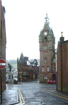 Lockerbie, Scotland