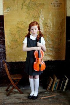 Tesco back to school. Bettina Vetter, photographer Olivier Ribardiere