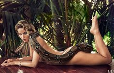 My anaconda don't want none unless you Jennifer Lawrence, hun.