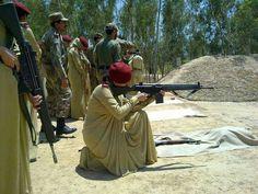 Pakistani Lady Officers
