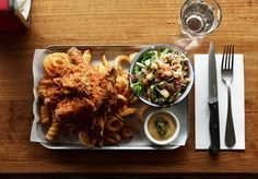 Fried and Tested: Melbourne's Parlour Diner, Church Street Windsor Broadsheet
