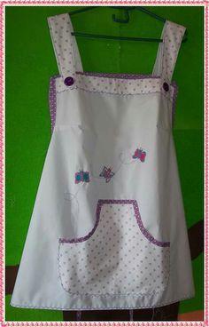 School Teacher, Apron, Education, Pattern, Scrappy Quilts, Aprons, Kitchen Things, Kids Fashion, Aprons Vintage
