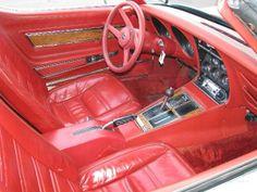 Classic Car News – Classic Car News Pics And Videos From Around The World 1976 Corvette, Chevrolet Corvette, My Dream Car, Dream Cars, Custom Car Interior, Car Advertising, New Toys, Sport Cars, Buick