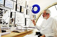 10 | See The Workspaces Of 14 Leading Creative Minds | Co.Design | business + design