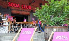 by AnneLiWest|Berlin #Apéros Bordeaux im Soda Club