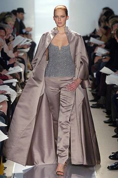 Ralph Rucci | Fall 2005 Ready-to-Wear Collection | Style.com