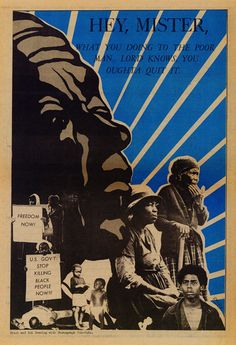 Poster by Emory Douglas