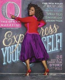 chalk fonts magazine cover