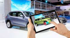 5 Automobile Showrooms that has Reeled In Customers with Augmented Reality