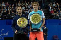 Tenis fara frontiere Gasquet vs Alex Zverev 20.04.2018