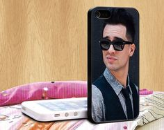 brendon urie panic at the disco - iPhone 4, 4s, 5 and Samsung Galaxy S3 ,S4 case on Etsy, $14.99
