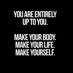 truth    ...  make yourself the priority in life