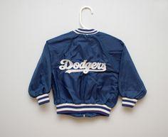 Vintage L.A. Dodgers jacket