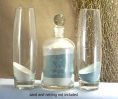 Hey, I found this really awesome Etsy listing at https://www.etsy.com/listing/74599421/personalized-unity-sand-ceremony-set