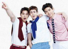 Changsang Nikhyun Taecyone 2 pm Hottest