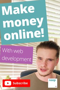 Learn how to make money online as a web developer in this full video guide. These methods show how to make money if you are a complete beginner or even if you are a web development expert.  There is a way out there just for you, on how to make money online as a web developer and you need to start as soon as you can.  I see the same money-making ideas for web developers floating around online without ever talking about the hundreds of other ways you can build an income.  #MakeMoneyOnline Marketing Program, Digital Marketing Strategy, Affiliate Marketing, Web Design For Beginners, Blogging For Beginners, Make More Money, Make Money Online, Google Today, Financial Success